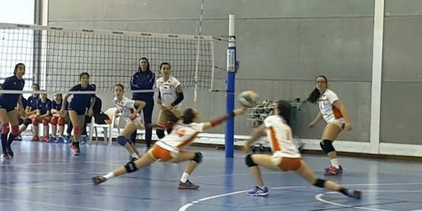 Sponsoring young volleyball-talents